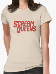 Scream Queens Womens Fitted T-Shirt
