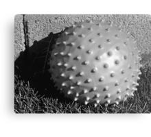 Ball with Bumps Metal Print