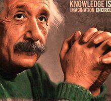 Einstein 3 by Adam Asar
