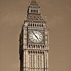 Big Ben - London by Chilla Palinkas
