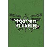 Stunnin' - For Darker Shirts Photographic Print