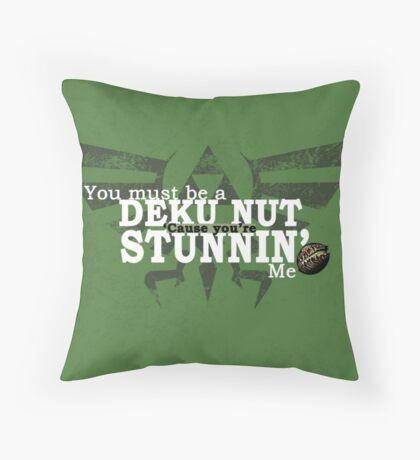 Stunnin' - For Darker Shirts Throw Pillow