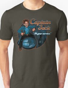 Captain Jack T-Shirt