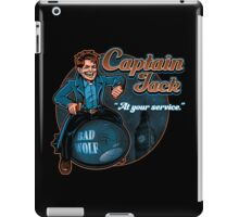 Captain Jack iPad Case/Skin