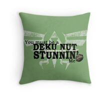 Stunnin' Throw Pillow