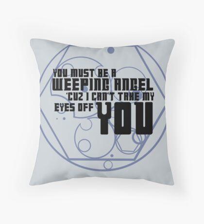 Must be an angel Throw Pillow