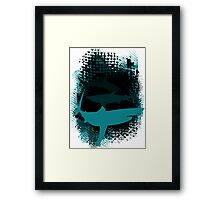 Infested Waters Framed Print
