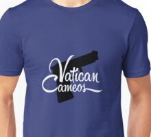 Vatican Cameos Unisex T-Shirt