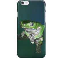 Giant Waxy Monkey Frog iPhone Case/Skin