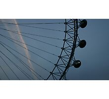 London Eye - Detail Photographic Print