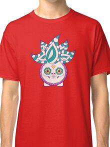 Oddish Pokemuerto | Pokemon & Day of The Dead Mashup Classic T-Shirt