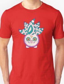 Oddish Pokemuerto | Pokemon & Day of The Dead Mashup T-Shirt