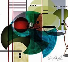 Two Time by Claudia Alves