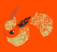 Distressed Flareon by Lith1um