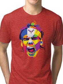Rafa ART Tri-blend T-Shirt