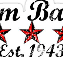 Team Barnes Sticker