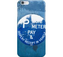 Moni Meter iPhone Case/Skin