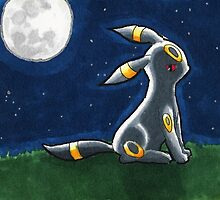 Umbreon by little-ampharos