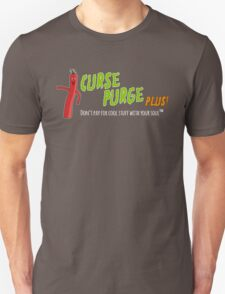 Curse Purge Plus! Shirt Unisex T-Shirt