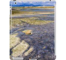 Great Salt Lake Flats iPad Case/Skin