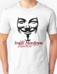 Inigo Unisex T-Shirt