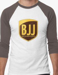 BJJ Men's Baseball ¾ T-Shirt