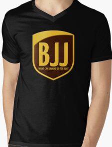 BJJ Mens V-Neck T-Shirt