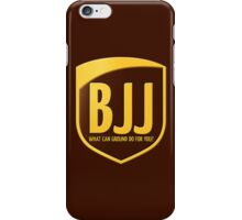 BJJ iPhone Case/Skin