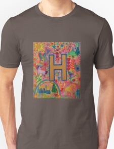 Initial H T-Shirt