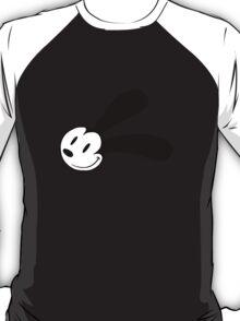 Oswald The Lucky Rabbit Smirk T-Shirt