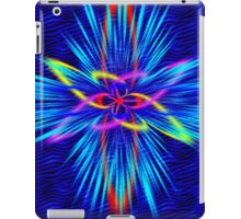 BLUE SENSATION IPAD COVER iPad Case/Skin