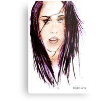 Kristen Stewart (Bella Swan) Poster Metal Print
