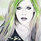 Avril Lavigne by Andr Luiz Barbosa