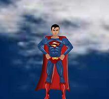 Superman 1 by Godofmischief