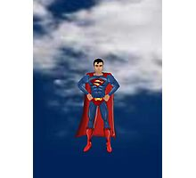 Superman 1 Photographic Print