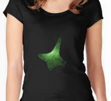 Inception - Spinning Top Cobb's Totem Women's Fitted Scoop T-Shirt