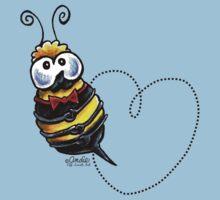 Bee Mine? {kids} Kids Tee
