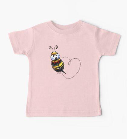 Bee Mine? {kids} Baby Tee