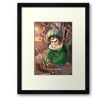 Onorata Rodiani - Rejected Princesses Framed Print