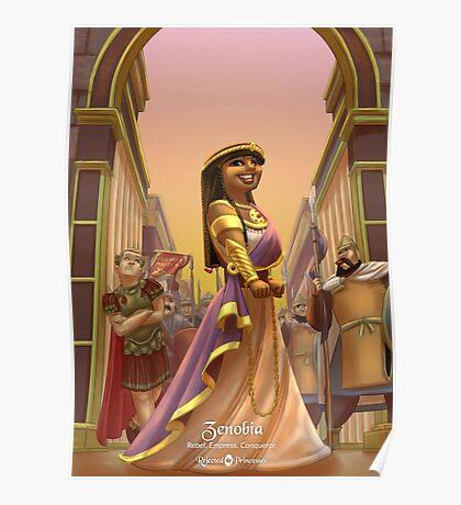 Zenobia - Rejected Princesses Poster