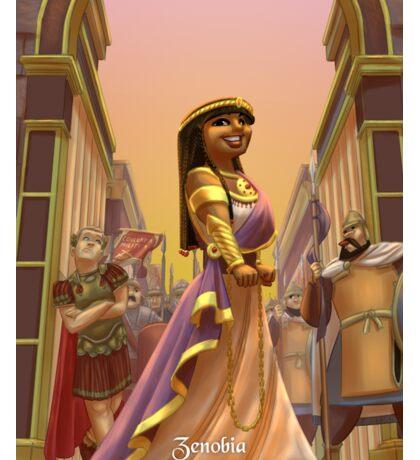 Zenobia - Rejected Princesses Sticker