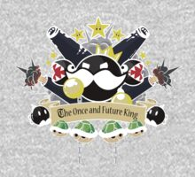 Big Bob-omb (Deluxe Edition) Kids Clothes