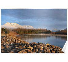 Skykomish River, Washington State Poster