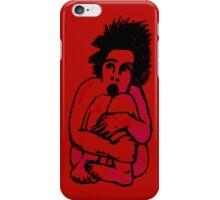 Frightened iPhone Case/Skin