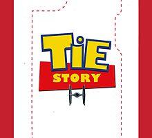 Star Wars - TIE Story by Crafteddd