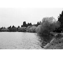 Green Lake, Fall, Seattle, Washington Photographic Print