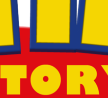 Star Wars - TIE Story Sticker