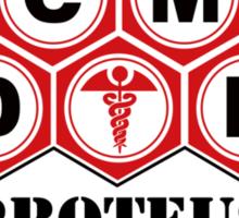 Proteus Sticker
