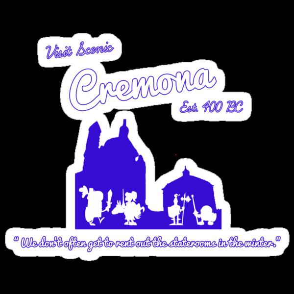 Cremona Tourism by initiala