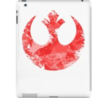 Rebel Emblem  iPad Case/Skin